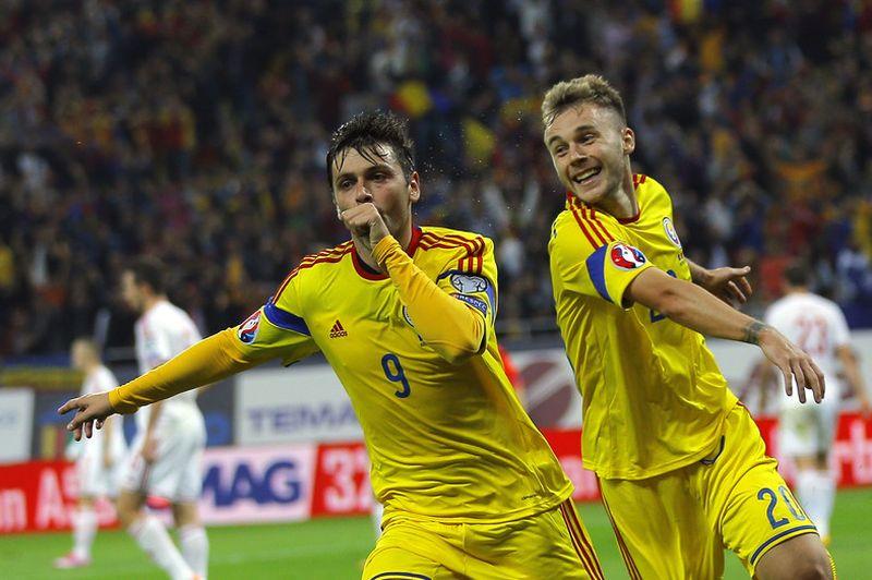 Прогноз футбола румыния албания