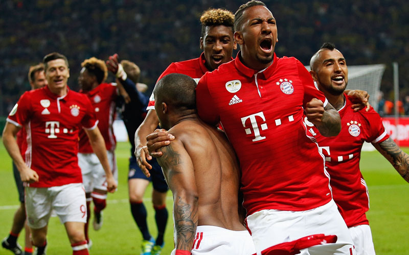 Сильнее Баварии в новом сезоне Бундеслиги вряд ли сыграет
