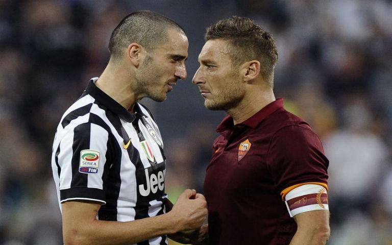 Roma-v-Juventus
