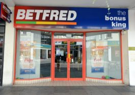 GV of the BETFRED betting shop at 255, Lower High Street, Cheltenham. pic - Michael Smth / Gloucestershire media / 04-07-2013