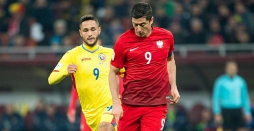 Левандовски догнал Роналду поколичеству голов вквалификацииЧМ