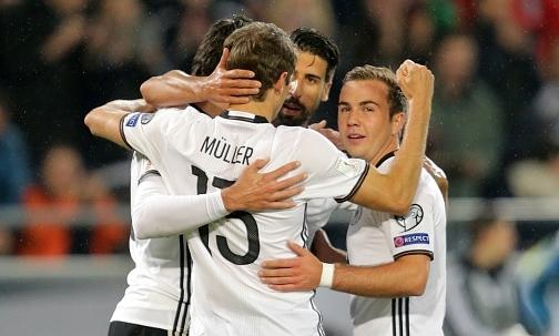 Сборная Германии победит Данию втоварищеской игре, голов будет множество