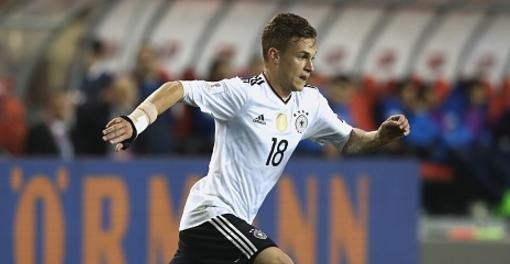 Немцы забили 7 безответных мячей вворота Сан-Марино
