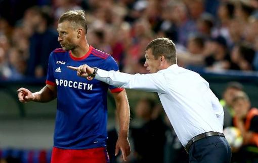 АЕК— ЦСКА, счет 0:2