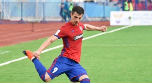 Константин Базелюк выйдет воснове «Анжи» вматче против «СКА-Хабаровска»