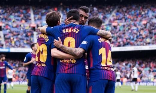 Прогноз матч Сельта — Барселона 17.04.2018