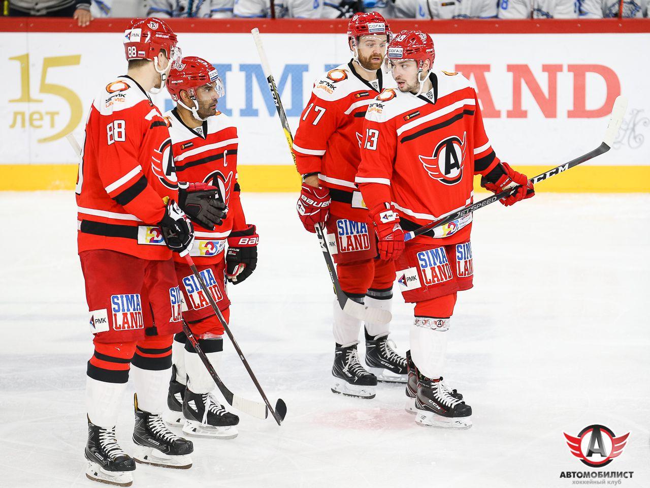 Прогноз на КХЛ: Металлург Магнитогорск – Автомобилист – 10 октября 2018 года