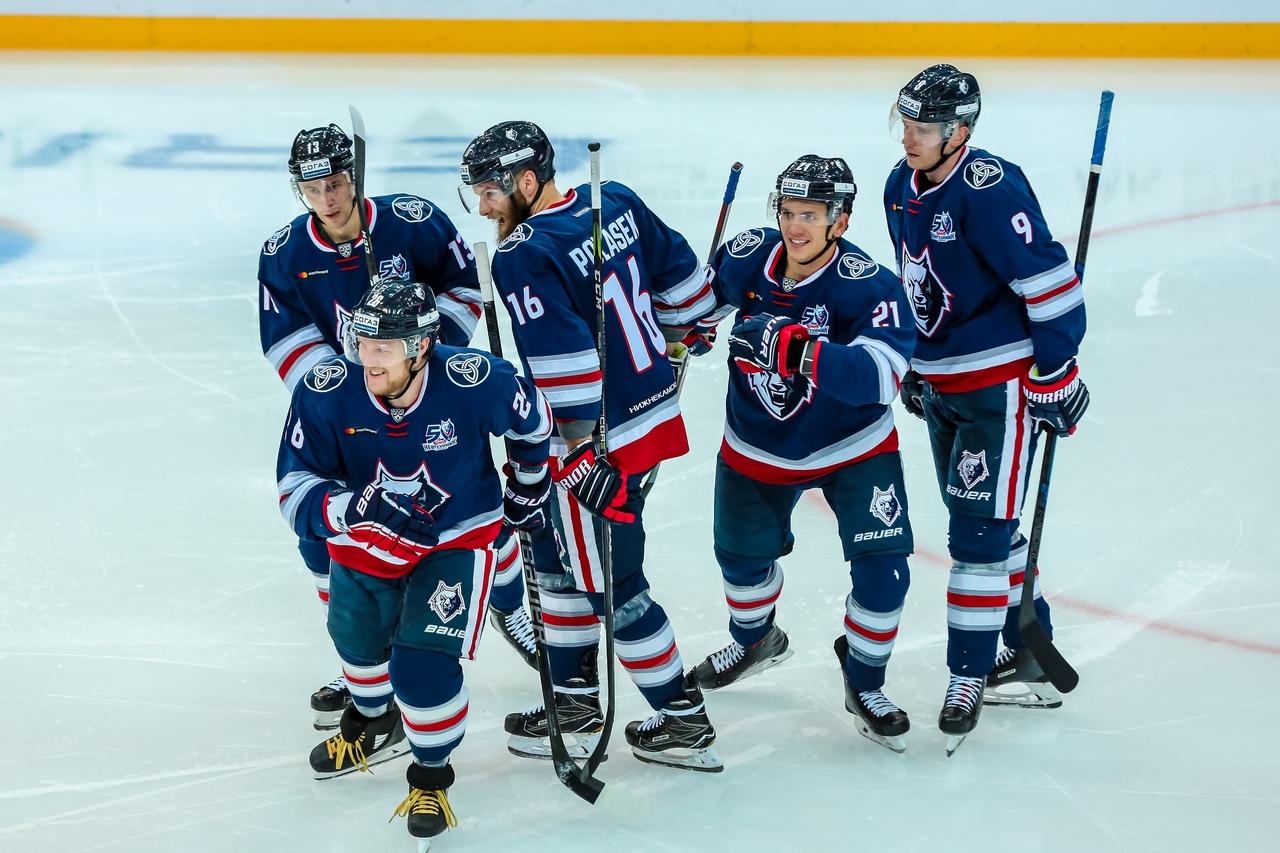 Прогноз на матч Нефтехимик - Динамо Мск